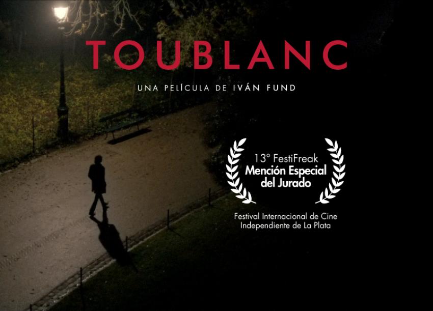 Toublanc premiada en el Festifreak de La Plata