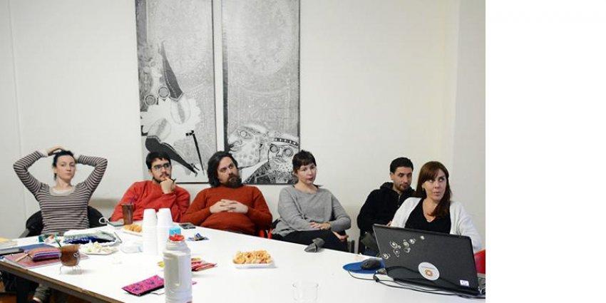 Proyectos seleccionados para la clínica con Albertina Carri