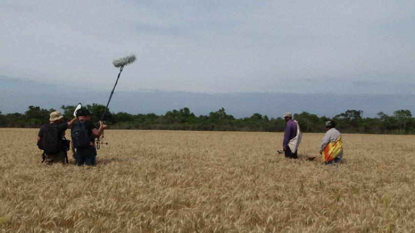 Postales de Rodaje: Camino al monte